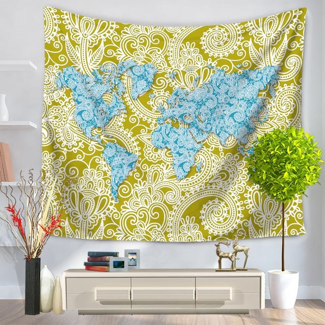 Worldly Tapestry