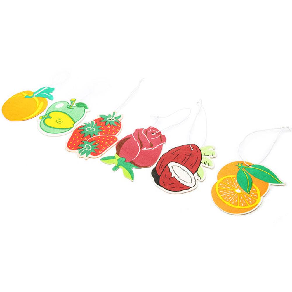 Car Air Freshener Set (7pc.)