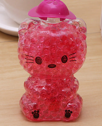 Pink Kitty Air Freshener