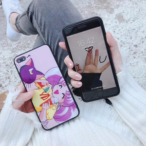 Cute SM iPhone Case