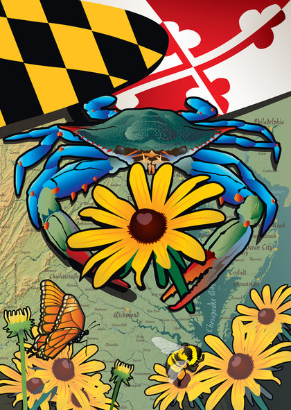 House Flag of Maryland Crab Feast
