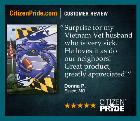 Honored and we wish all the best to a special customer. Thank you for your service.