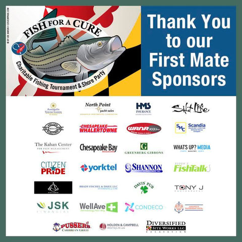Fish For A Cure 2017 Sponsors - Citizen Pride
