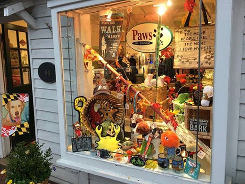 Paws Pet Boutique, Annapolis MD has Citizen Pride!