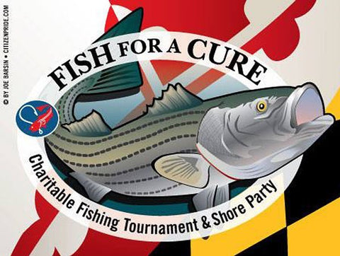 Let's Fish for A Cure !!!