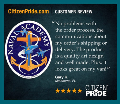 Citizen Pride Customer review
