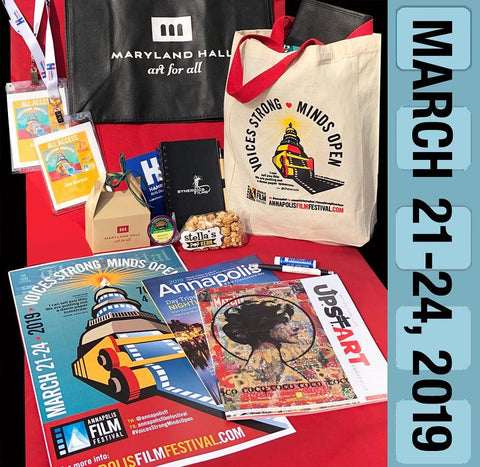 "AFF 2019 Branding: ""Thank You"" Package for Sponsors"