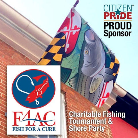 To all the captains, anglers, sponsors, volunteers and friends of Fish for A Cure, THANK YOU for your hard work