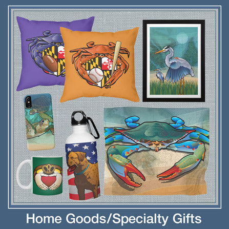 Citizen Pride Home Goods and Décor Gifts