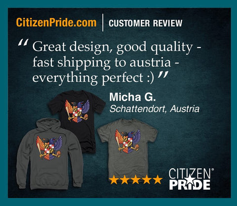 Austria Fan Review!
