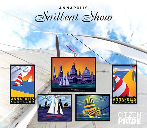 What a beautiful time for the Annapolis Sailboat Show!