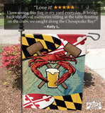 Fan review of Maryland Crab Feast Flag