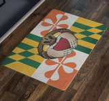 Maryland Irish Claddagh, Doormat, 26x18""