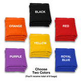 Cornhole Bag Colors