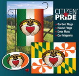 Irish Claddagh products by Citizen Pirde