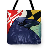 Baltimore Raven - Tote Bag