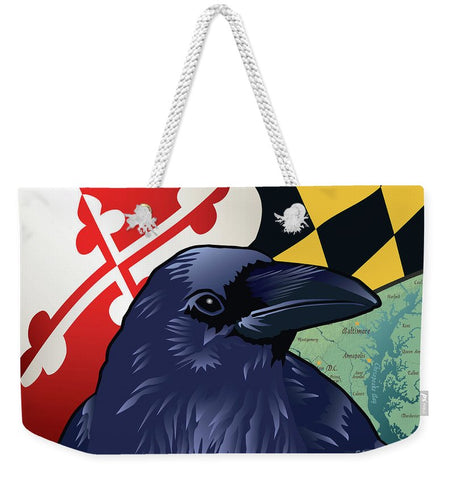 Baltimore Raven - Weekender Tote Bag