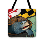 Maryland Terrapin - Tote Bag