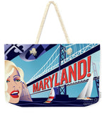 Maryland Monroe - Weekender Tote Bag