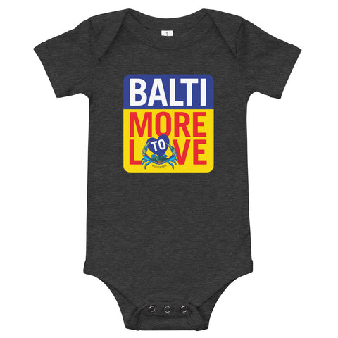 BaltiMore to Love, Baby Onesie