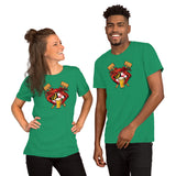Maryland Crab Feast Crest - Short-Sleeve Unisex T-Shirt