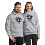 Fly, Philly, Fly! Sports Fan Crest - Unisex Hoodie
