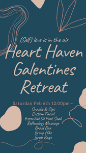 Galentines Day Retreat