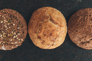 Organic House Baked Bread