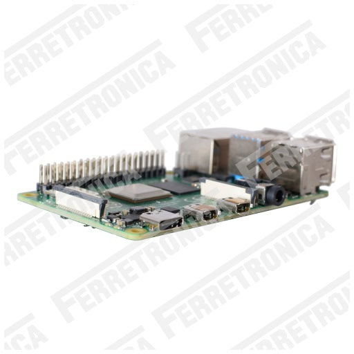 Raspberry PI 4 Modelo B - 4GB Raspberry PI4 B 4GB - Raspberry PI4 Modelo B 4GB version 2018, Ferretrónica