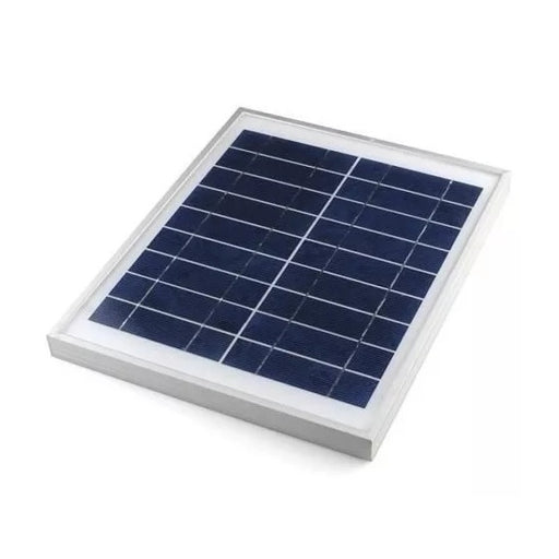 panel solar 12v - 5w, energia alternativa, ferretronica