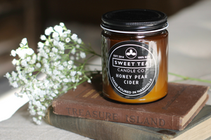 Meet Jennifer | Owner of Sweet Tea Candle Co.