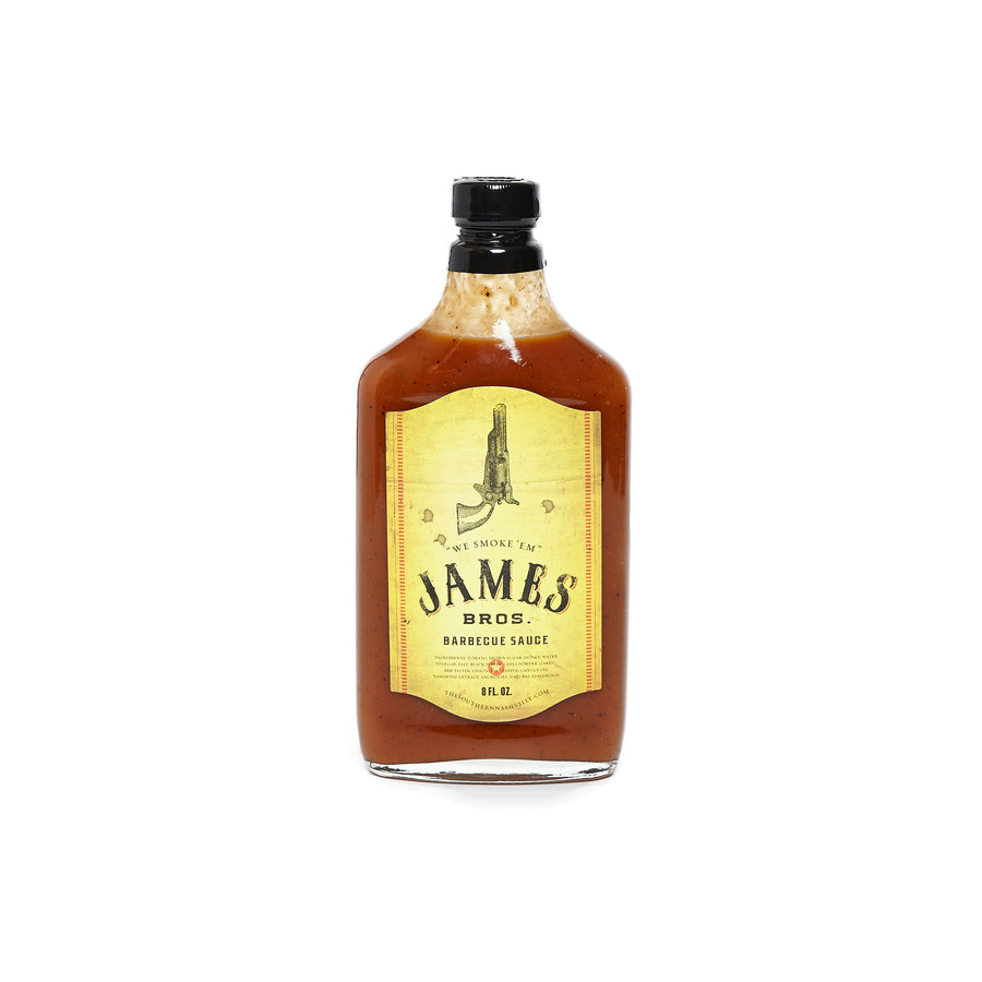 James Bros. Barbecue Sauce