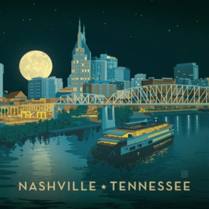 Nashville Coasters Set