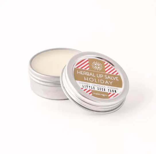 Holiday Lip Salve: Limited Edition