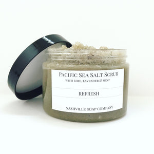 Bath Scrubs | Nashville Soap Company