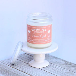 Sweet Baby Candles