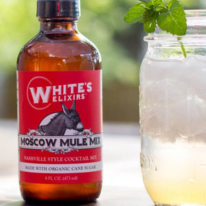 White's Elixir - Cocktail Mixers
