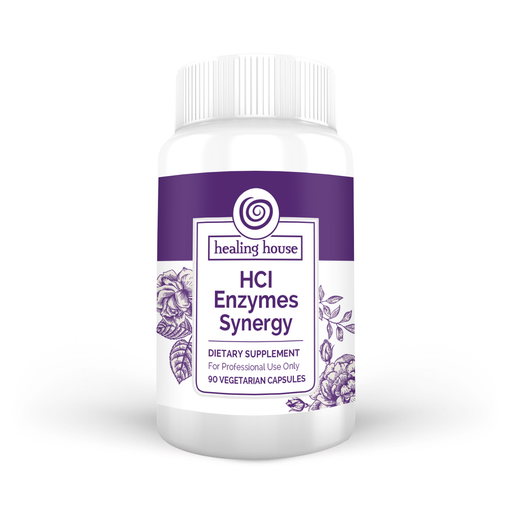 HCl Enzymes Synergy