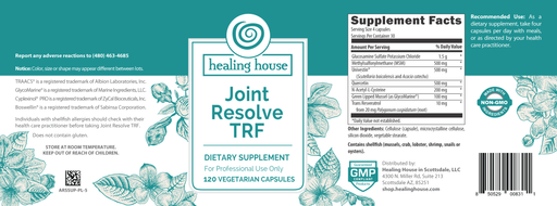 Joint Resolve TRF
