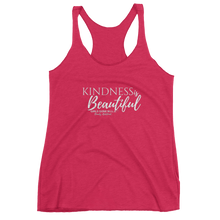 Kindness is Beautiful Women's tank top
