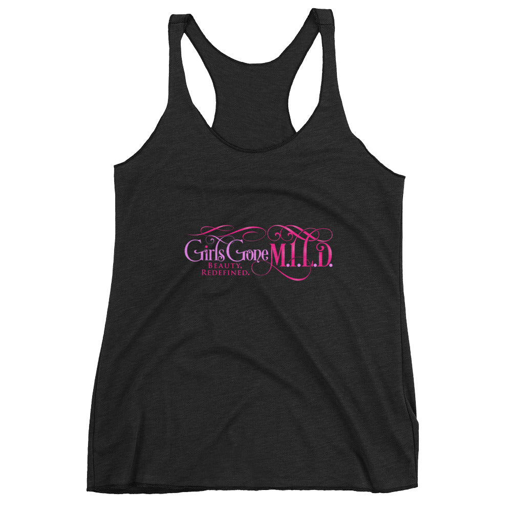 Girls Gone M.I.L.D. Logo Tank