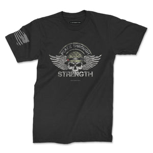 Peace Through Strength Tee