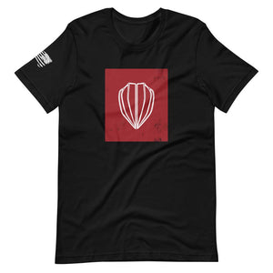 Red Square Icon Tee