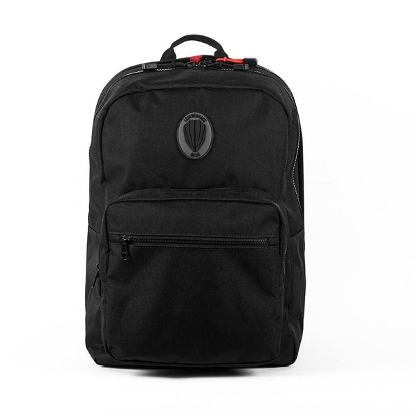 Sport One Bulletproof Backpack Leatherback Gear Black Two Panels