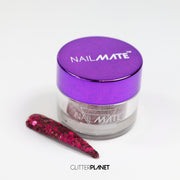Cherry cola - Nail Mate™  Elite Acrylic pre mixed Glitter