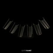 Clear Ultra Thin Tapered Nail Tips - 500pcs