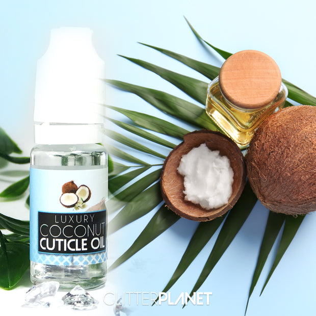 Luxury Coconut Cuticle Oil