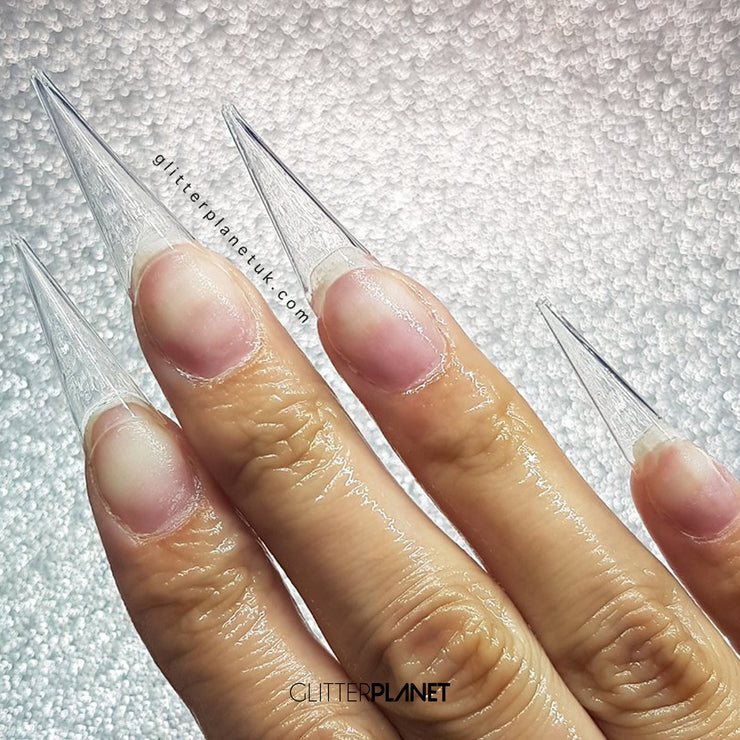 Extreme Pre Pinched Stiletto Nail Tips
