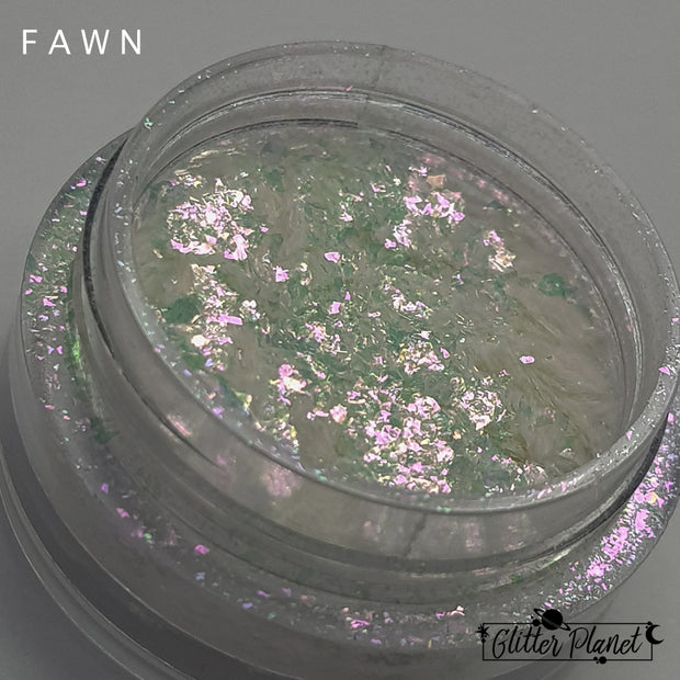 Fairy Flakes - Fawn - Glitter Planet