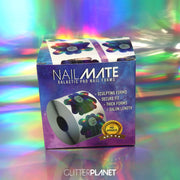GALACTIC PRO Nail Forms 300pcs Roll With Dispenser Box